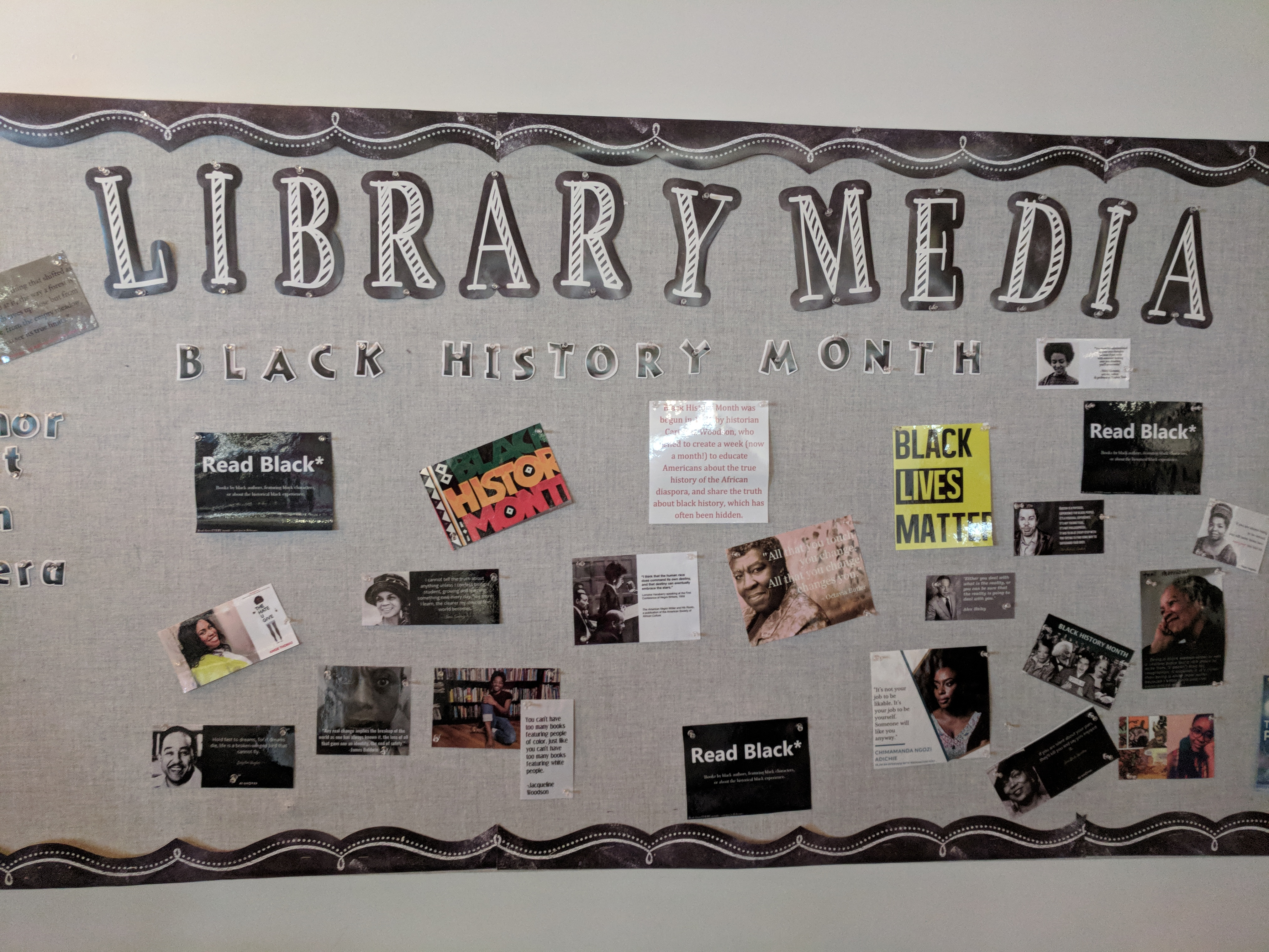 Black History Month: A Library Perspective