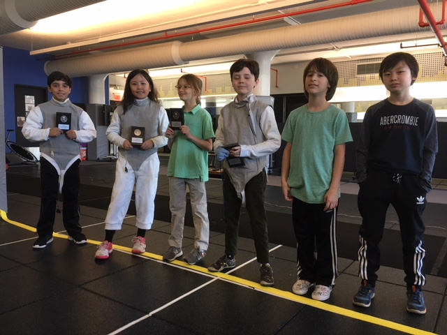 Sportsmanship Wins at the Fencing Tournament