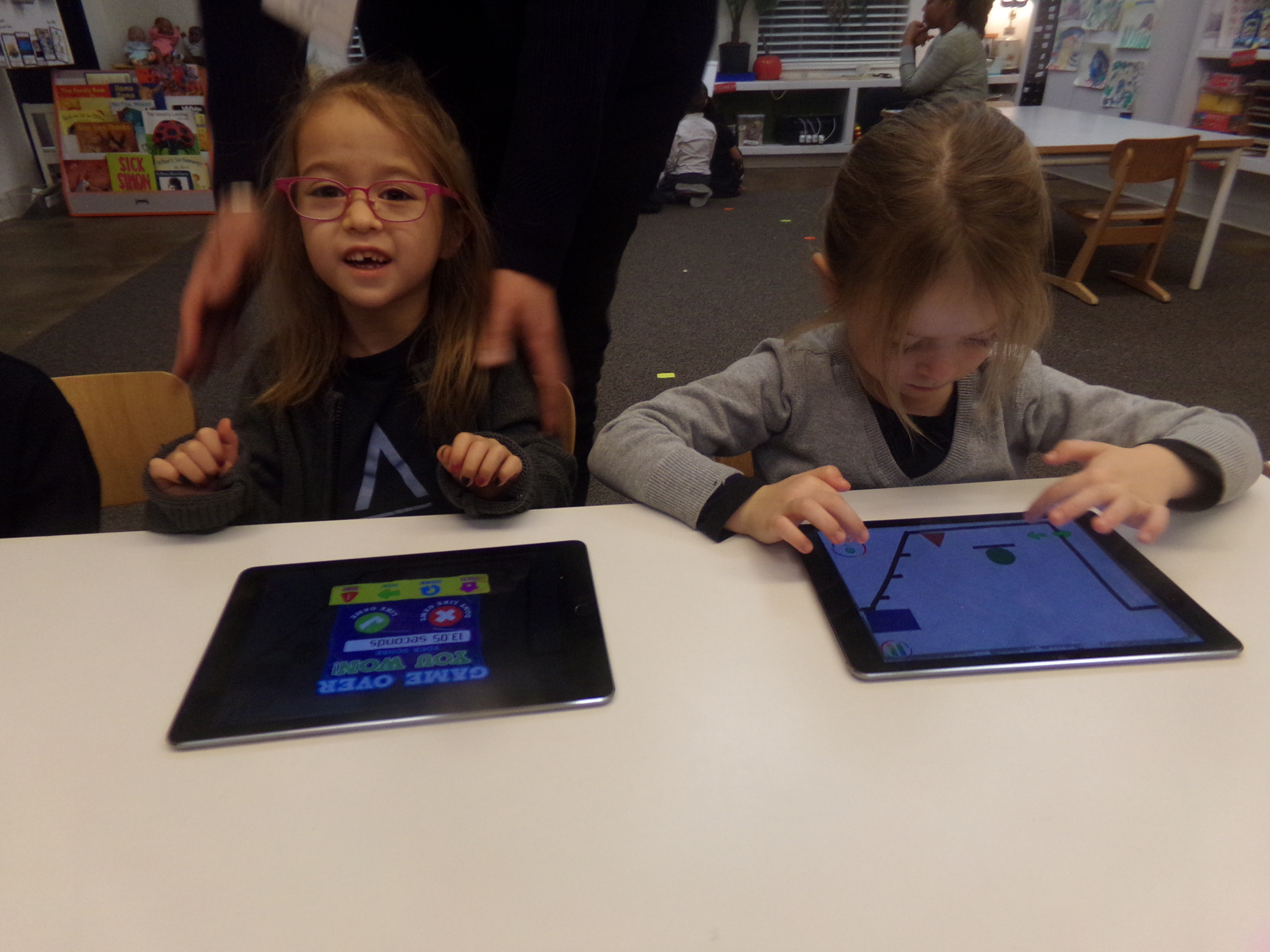 Tiny Techies: Coding with Kids