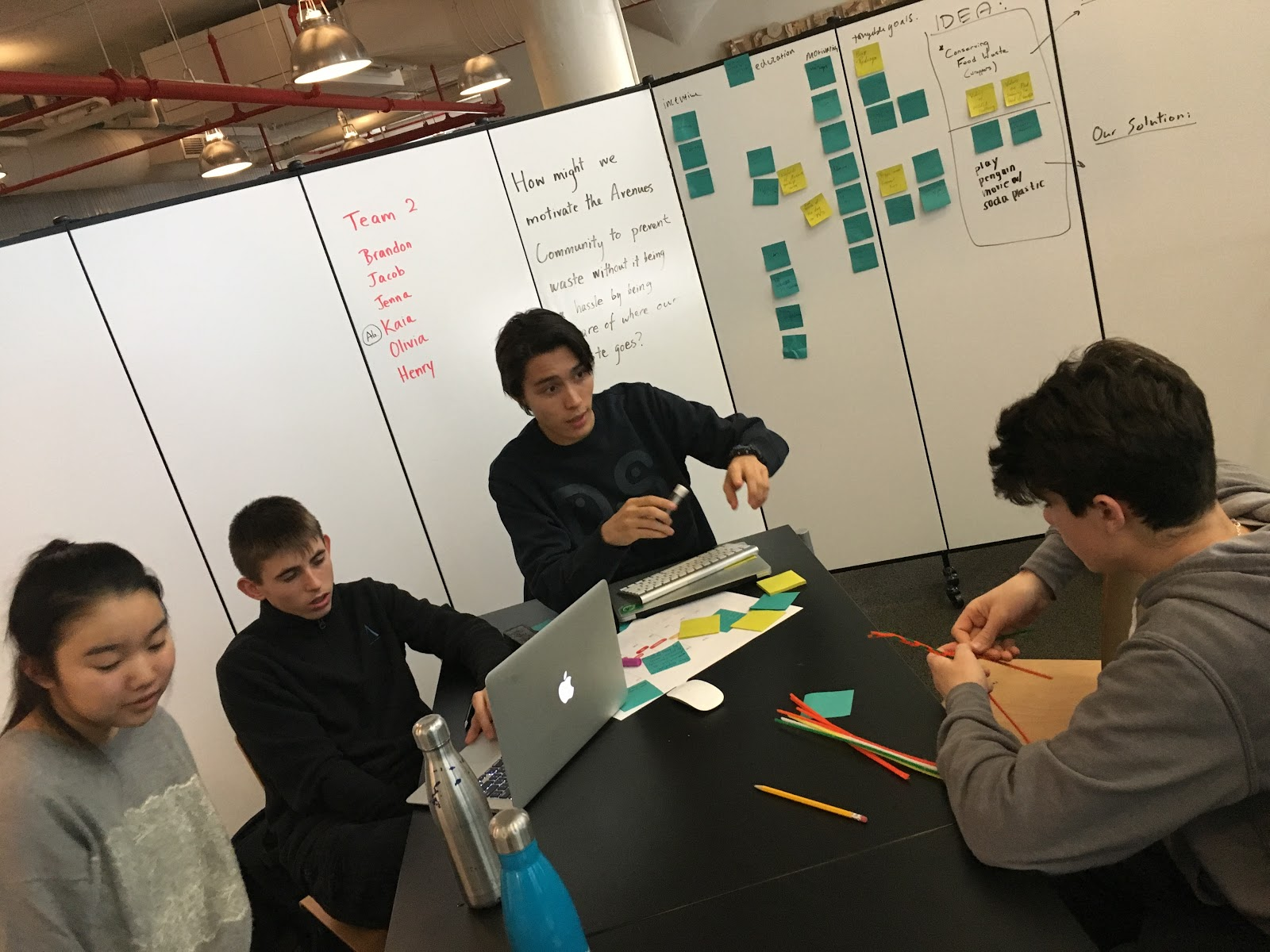 Avenues New York: Design 4 Impact - Zero Waste Challenge